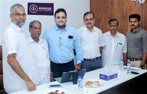 Implementation of AlfaGold at Amana Gold and Diamonds
